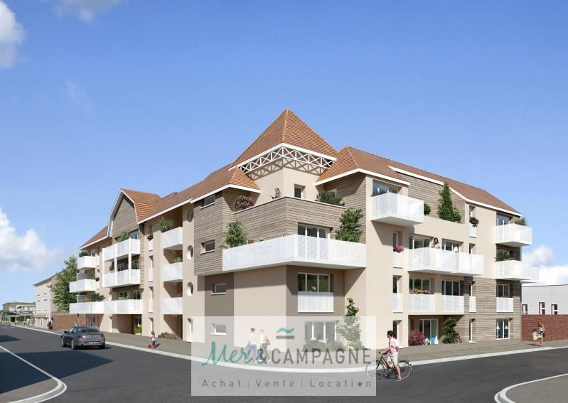Vente appartement Fort mahon plage 105 000€ - Photo 1