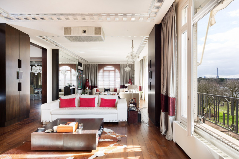 Deluxe sale apartment Neuilly-sur-seine 5500000€ - Picture 5