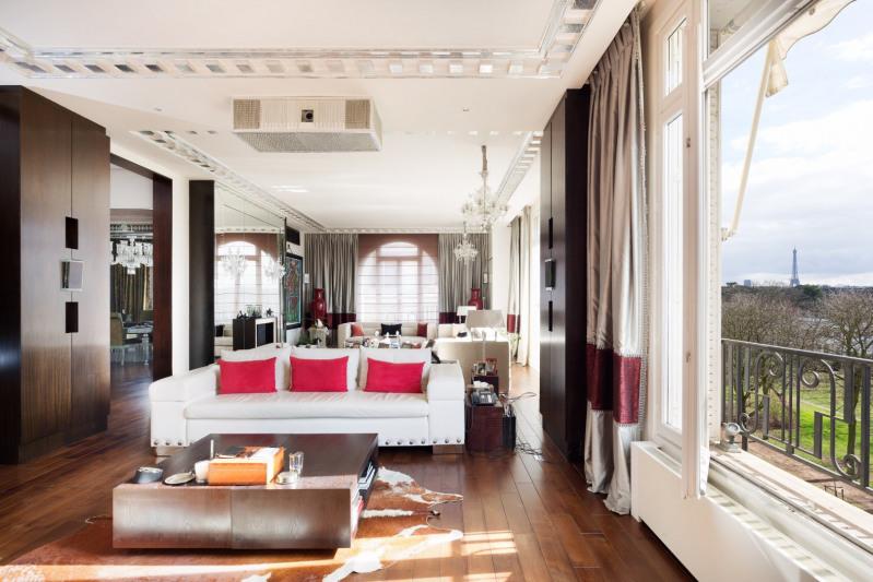 Vente de prestige appartement Neuilly-sur-seine 5500000€ - Photo 5