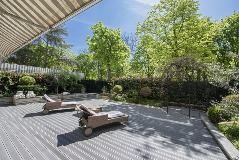 Deluxe sale apartment Neuilly-sur-seine 4840000€ - Picture 2