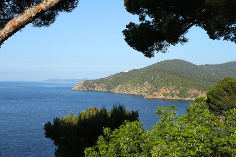 Location vacances maison / villa Cavalaire sur mer 1500€ - Photo 1