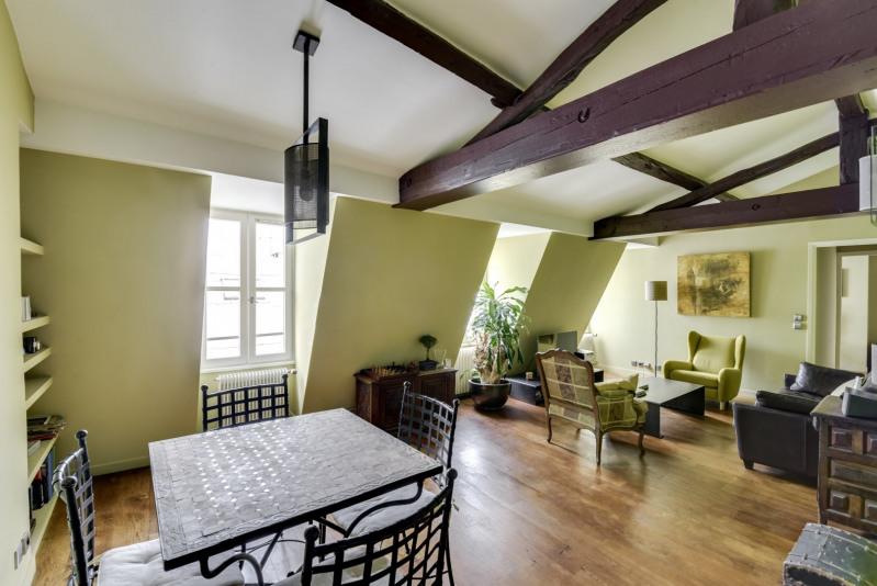 Vente de prestige appartement Paris 3ème 1270000€ - Photo 11