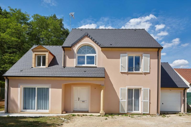 """Modèle de maison  """"Maison d'architecte traditionnelle à partir de 180 000 €"""" Seine-et-Marne par VALENTE CONSTRUCTION"""