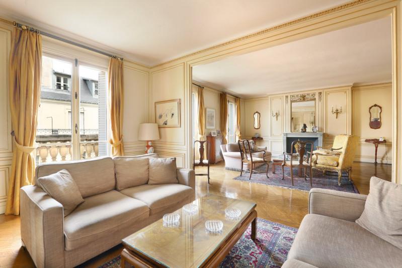 Revenda residencial de prestígio apartamento Paris 16ème 2650000€ - Fotografia 4