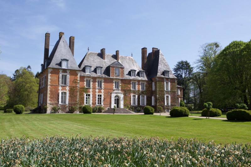 Verkoop van prestige  kasteel Lyons-la-forêt 1490000€ - Foto 1