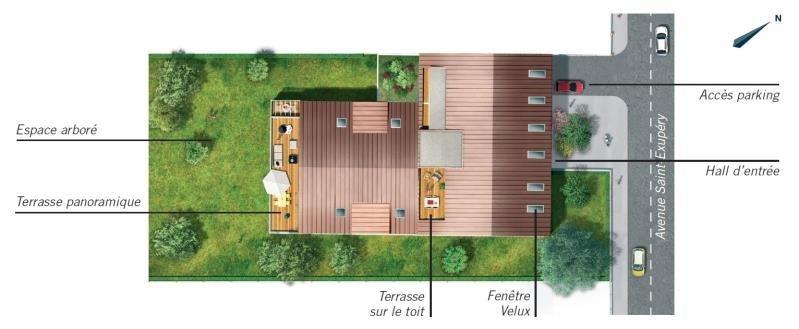 Vente appartement Toulouse 402900€ - Photo 5