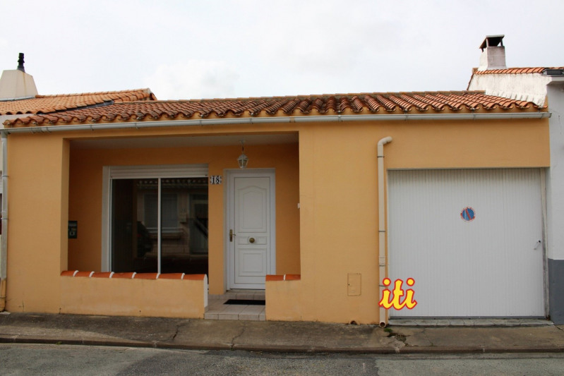 Vente maison / villa Les sables d olonne 209 000€ - Photo 1