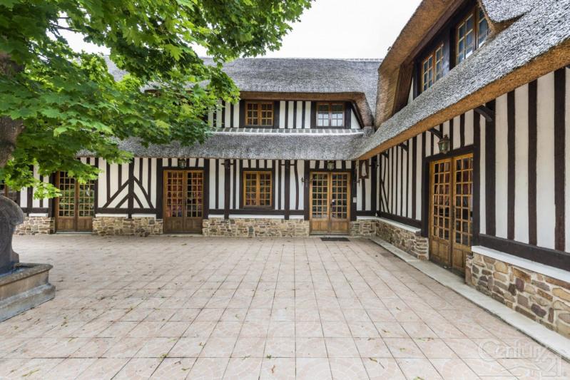 Revenda residencial de prestígio casa Bieville beuville 699000€ - Fotografia 5