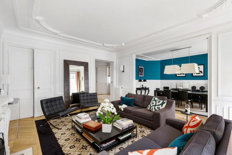 Vente de prestige appartement Paris 16ème 2260000€ - Photo 3