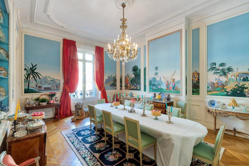 Vente de prestige appartement Paris 8ème 4800000€ - Photo 5