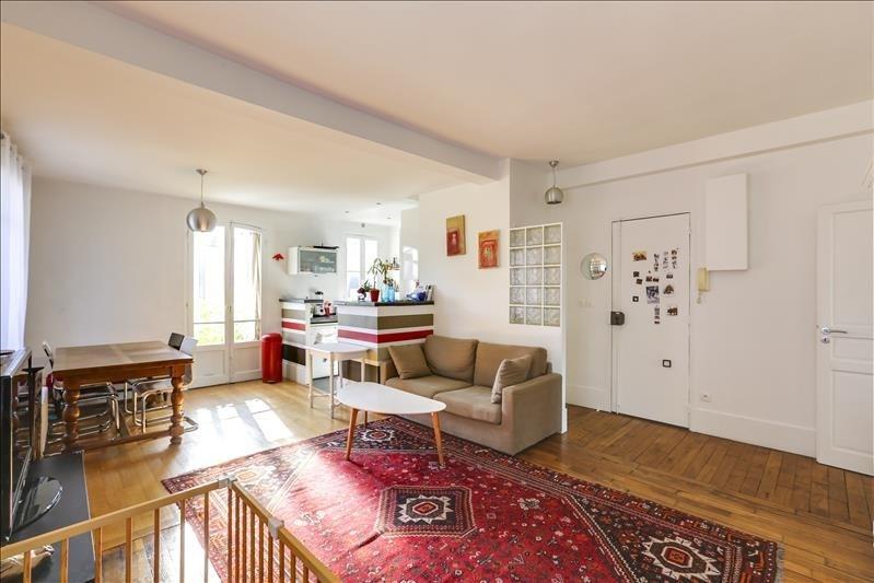 Sale apartment La garenne colombes 458000€ - Picture 2