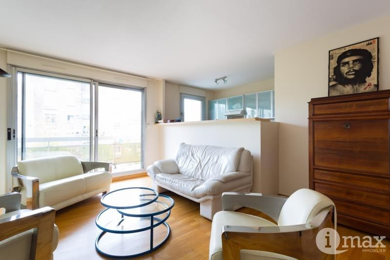 Sale apartment Clichy 660 000€ - Picture 2