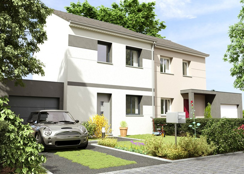 Maison  4 pièces + Terrain 500 m² Vernon par MIKIT