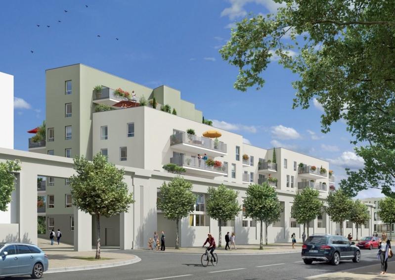 Sale apartment Vaulx en velin 209000€ - Picture 2