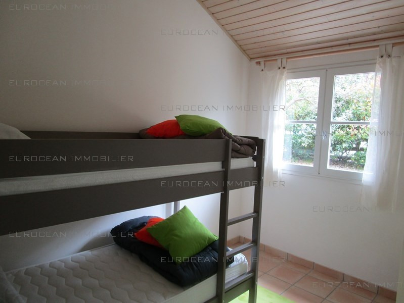 Vacation rental house / villa Lacanau ocean 455€ - Picture 8