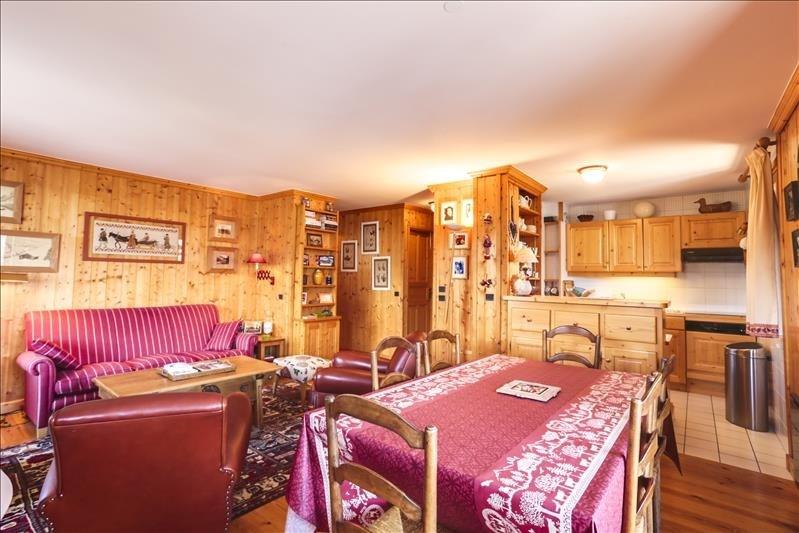 Deluxe sale apartment Meribel 1250000€ - Picture 3