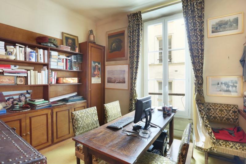 Vente de prestige appartement Paris 1er 1525000€ - Photo 5