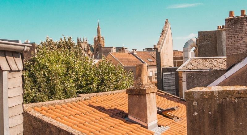 Revenda apartamento Metz 150000€ - Fotografia 1