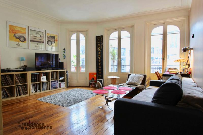 Vente appartement Paris 2ème 640000€ - Photo 1