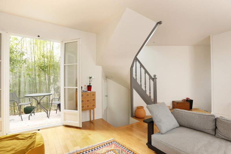 Paris XIIIe - Maison Blanche - Rue Henri Pape