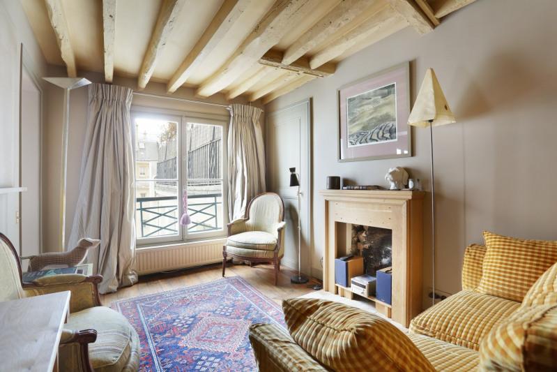 Deluxe sale apartment Paris 7ème 630000€ - Picture 1
