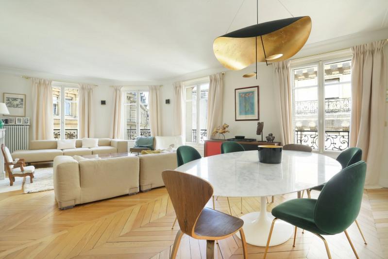 Vente de prestige appartement Paris 8ème 2050000€ - Photo 1