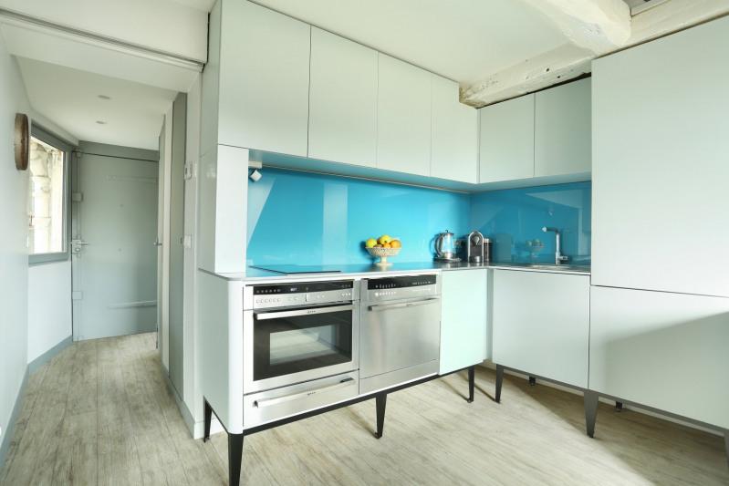 Venta de prestigio  apartamento Paris 1er 860000€ - Fotografía 4