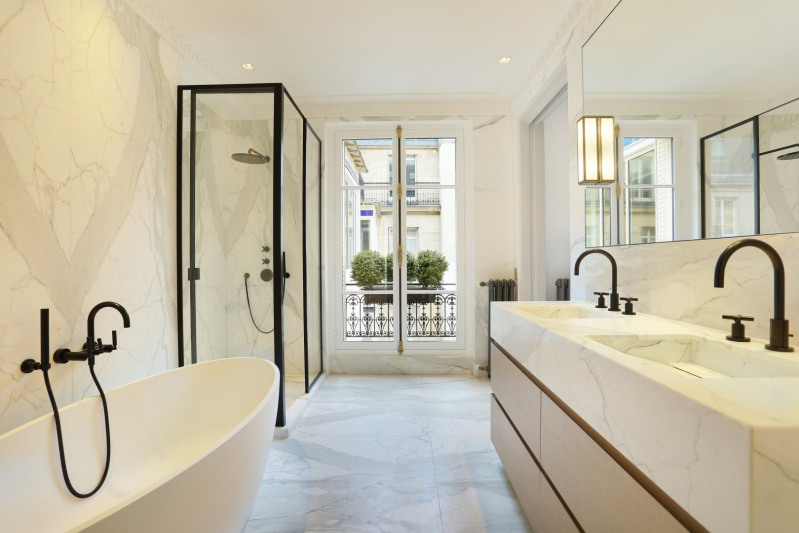 Verkoop van prestige  appartement Paris 8ème 5720000€ - Foto 9