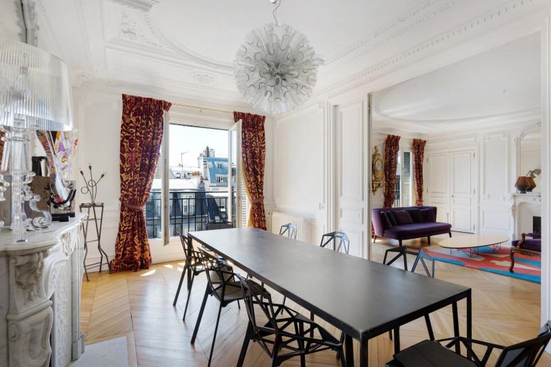Vente de prestige appartement Paris 8ème 2340000€ - Photo 4