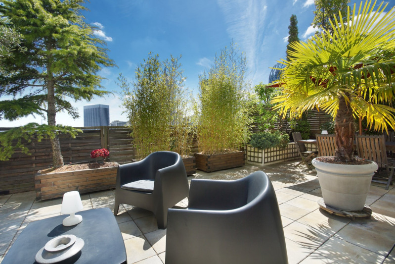Deluxe sale apartment Neuilly-sur-seine 1680000€ - Picture 3