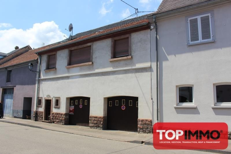 Sale house / villa Neuf brisach 196 500€ - Picture 1