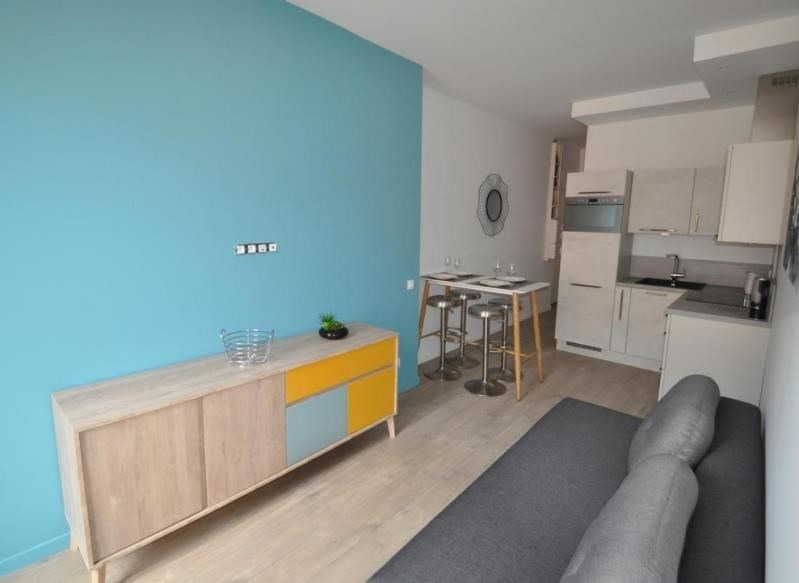 Sale apartment Nice 185000€ - Picture 3