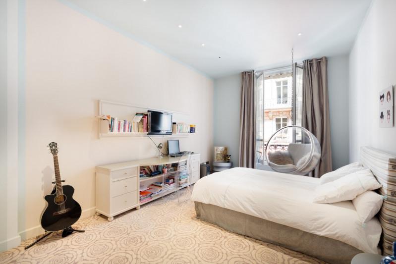 Revenda residencial de prestígio apartamento Paris 17ème 3570000€ - Fotografia 9