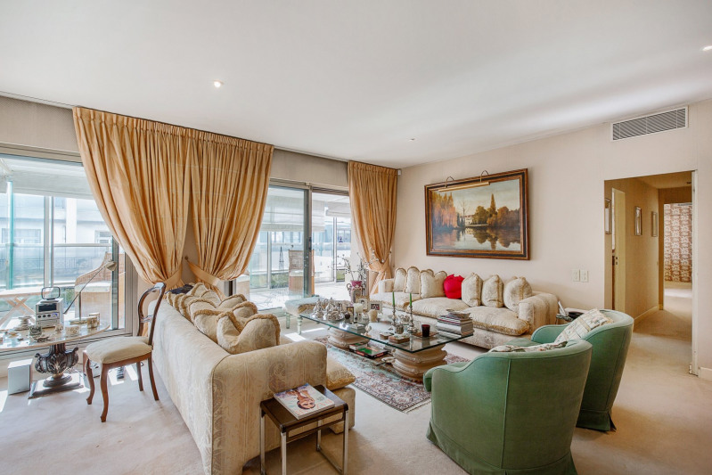 Deluxe sale apartment Paris 8ème 5200000€ - Picture 8