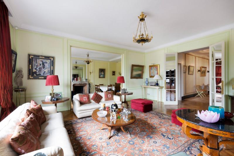 Immobile residenziali di prestigio appartamento Paris 16ème 2900000€ - Fotografia 4