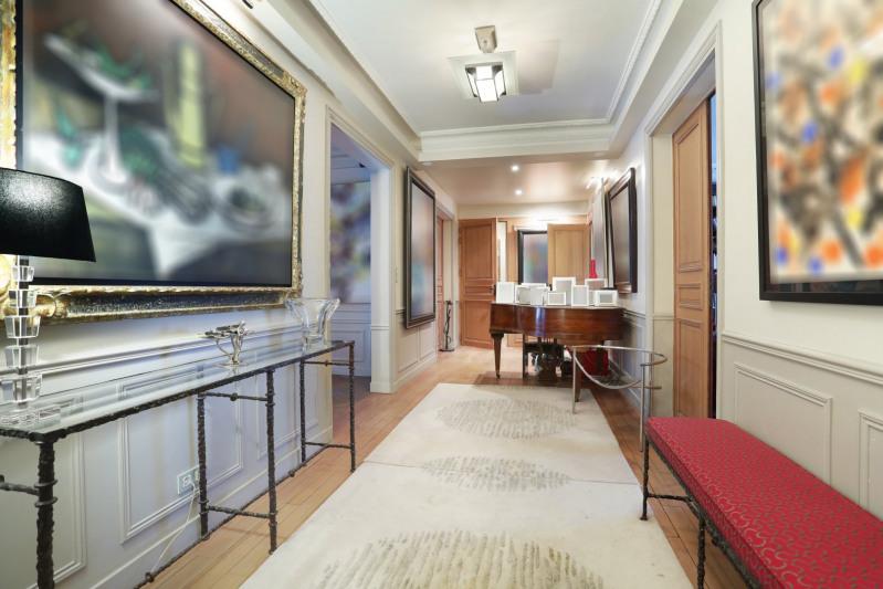 Vente de prestige appartement Paris 16ème 3250000€ - Photo 3