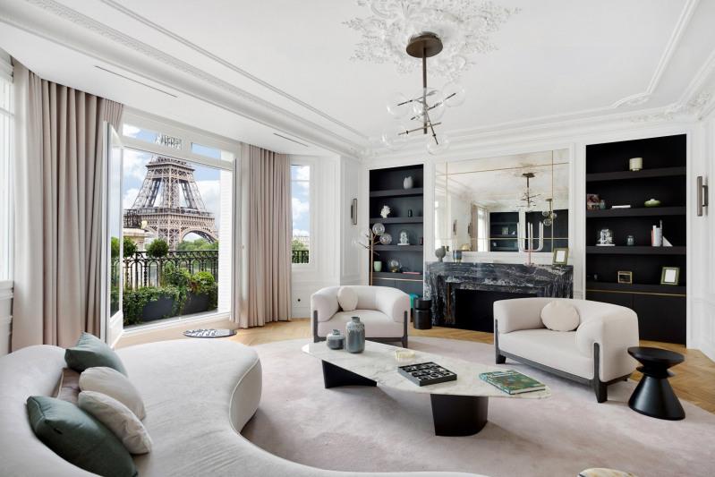 Revenda residencial de prestígio apartamento Paris 16ème 6500000€ - Fotografia 2