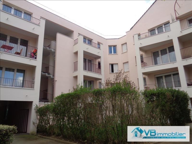 Sale apartment Viry-châtillon 109000€ - Picture 4