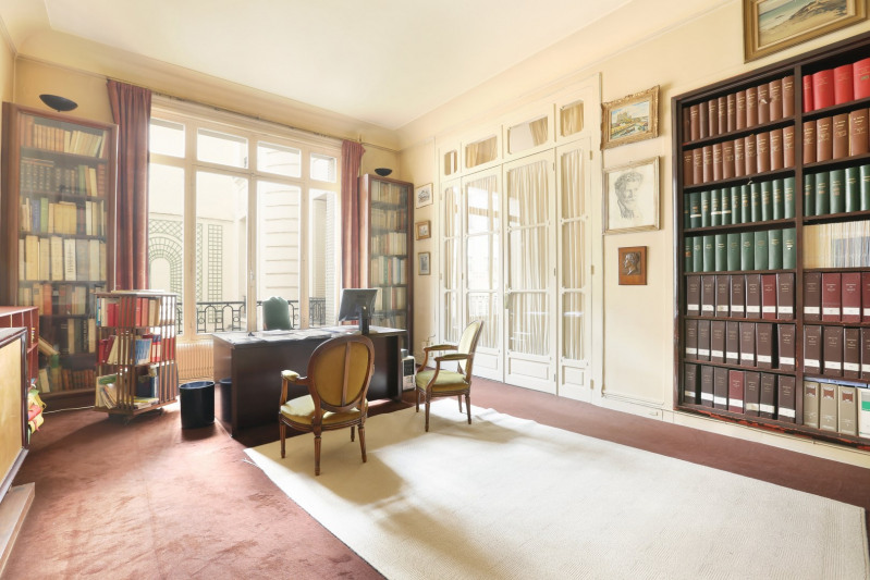 Venta de prestigio  apartamento Paris 7ème 6300000€ - Fotografía 15