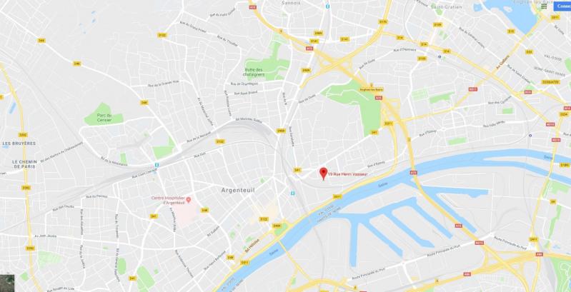 Rental parking spaces Argenteuil 82€ CC - Picture 2