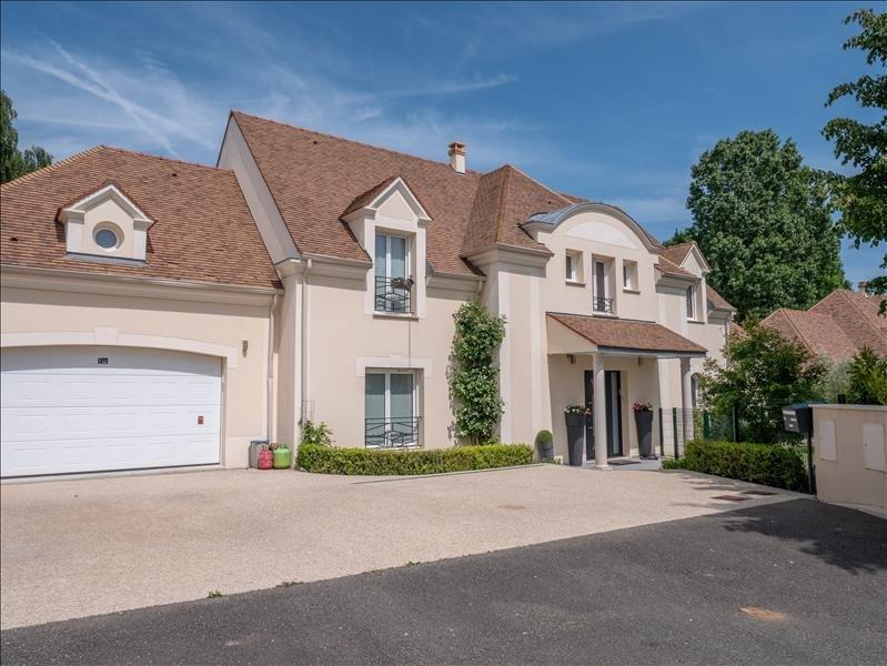 Deluxe sale house / villa St nom la breteche 1395000€ - Picture 1