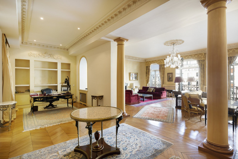 Venta de prestigio  apartamento Paris 16ème 5500000€ - Fotografía 1