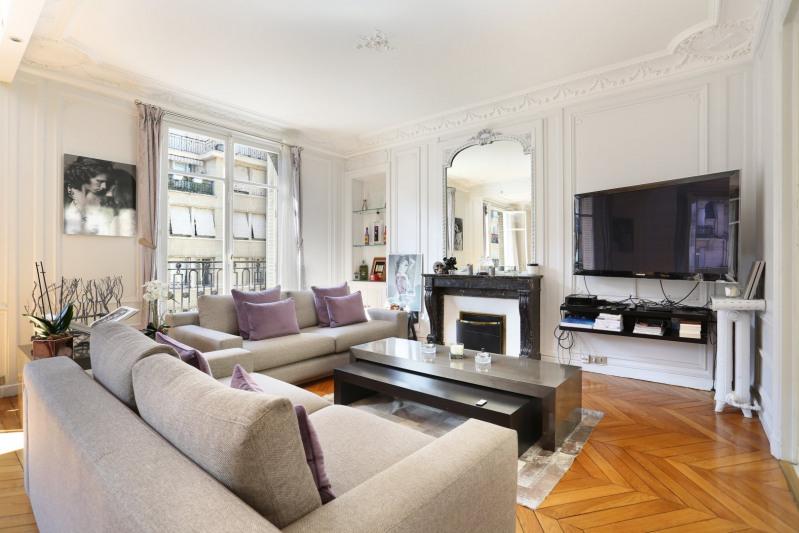 Revenda residencial de prestígio apartamento Paris 16ème 2120000€ - Fotografia 2