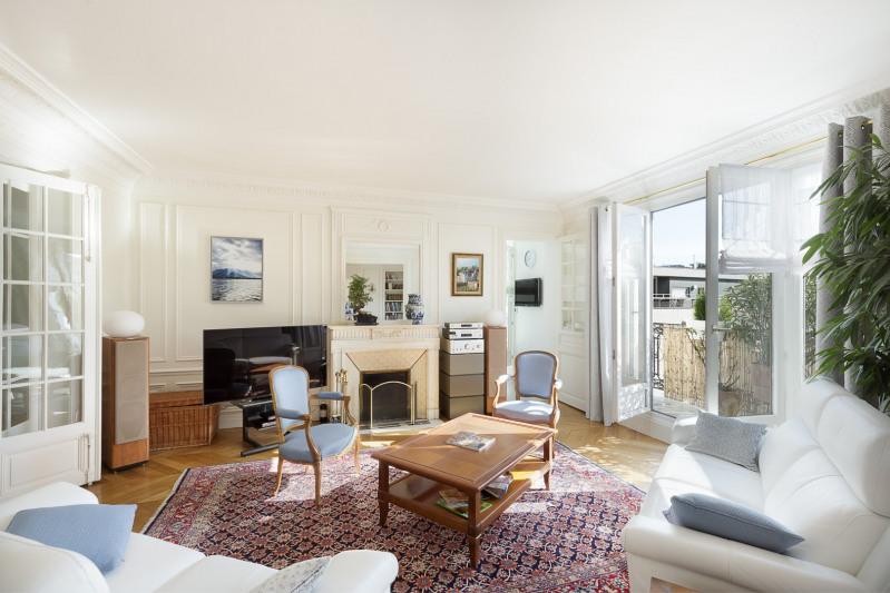 Venta de prestigio  apartamento Paris 16ème 2235000€ - Fotografía 9