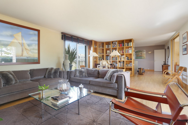 Deluxe sale apartment Neuilly-sur-seine 1680000€ - Picture 4