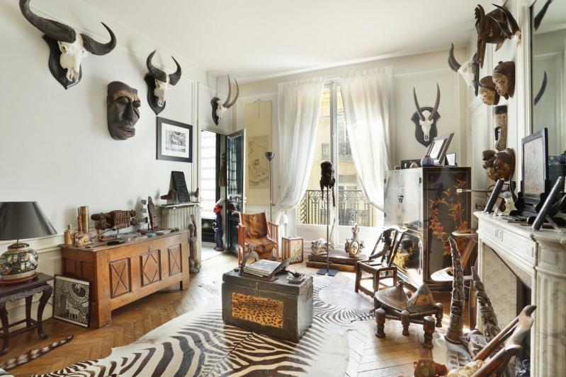 Verkoop van prestige  appartement Paris 16ème 3300000€ - Foto 6