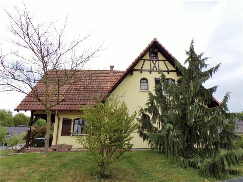 Venta  casa Schirrhein 299000€ - Fotografía 2