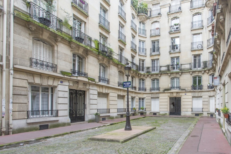Sale apartment Paris 18ème 650 000€ - Picture 6