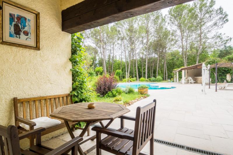 Vente de prestige maison / villa Fayence 580000€ - Photo 12