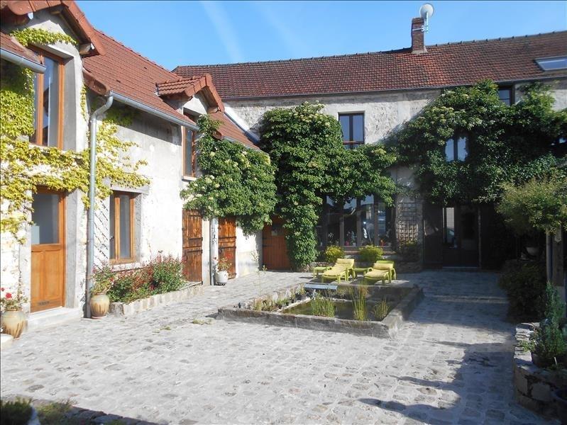 Vente maison / villa St leu la foret 720000€ - Photo 1